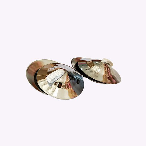 DAyuzo Todo para la Danza Acessorios Crotalo de metal CRO1