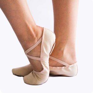 DAyuzo Todo para la Danza Caballero Zapatillas Lona DAyuzo ZL1